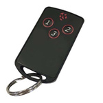 RF Solutions 3 Button Remote Key, FOBBER-8T3, 869.5MHz