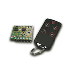 RF Solutions FOBOEM-4S4 Remote Control System & Kit,433MHz