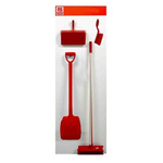 RS PRO Shadow Boards Kit, Red