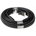 Roline Dual Link DVI-D to DVI-D Cable, Male to Male, 10m