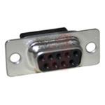 Harting D-Sub Standard Series Straight Crimp D-sub Connector, Socket, 9 Way