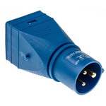 Legrand IP40 Purple Industrial Power Connector Adapter, Rated At 16.0A, 230.0 V