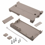 HARTING DIN 41612 Straight Heavy Duty Power Connector Housing, DIN Rail Mount
