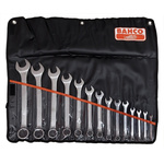 Bahco 17 Piece Alloy Steel Spanner Set