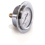 Bourdon Back Entry Pressure Gauge 10bar, MIT3B22B22