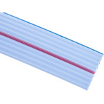 TE Connectivity 9 Way Unscreened Flat Ribbon Cable, 11.43 mm Width, 30m
