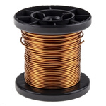 Block Single Core 1mm diameter Copper Wire, 11m Long