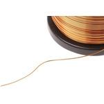 Block Single Core 0.5mm diameter Copper Wire, 221m Long