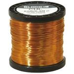 Block Single Core 0.63mm diameter Copper Wire, 140m Long