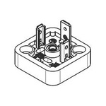 Molex, 121012 2P+E DIN 43650 A DIN 43650 Solenoid Connector, 250 V ac, 300 V dc Voltage