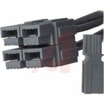 PowerPole Housings; 2200; -20 to ?  degC; UL94 V-0; Black
