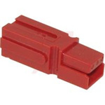Connector, Power; -20 to ?  degC; UL 94V-0; 0.437 in.; Red