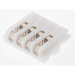JST 4-Way IDC Connector Socket for Cable Mount, 1-Row