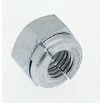 Aerotight, M12, Bright Zinc Plated Steel Aerotight Lock Nut