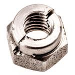 Aerotight, M5, 8mm Plain Aerotight Lock Nut