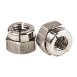 Aerotight, M8, 13mm Plain Aerotight Lock Nut