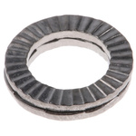 Stainless Steel Wedge Lock Lock Washer, A4 316