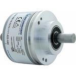 Incremental Encoder Wachendorff WDG58B-60-ABN-G24-K3 60 ppr 8000rpm Solid 10 → 30 V dc