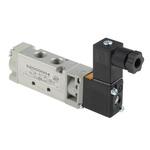 EMERSON – ASCO 5/2 Pneumatic Control Valve - Solenoid/Pilot G 1/8 520 Series 230V ac