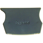 375 Series End Cover for use with  for use with Terminal Blocks