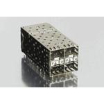 Molex SFP Connector Female 2 x 2-Port 80-Position, 75714-5001
