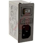 MULTI FUNCTION MODULE FILTER, 862 SERIES, NO VOLTAGE SELECTOR, W/FUSE HOLDER
