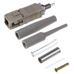 COMMSCOPE, LightCrimp Plus, SC Multimode Simplex Fibre Optic Connector 62.5/125μm Fibre Size, 0.2dB Insertion Loss