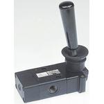 Norgren Lever 3/2 Pneumatic Manual Control Valve 03 Series