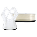 Ultimaker 2.85mm Transparent PLA 3D Printer Filament, 750g