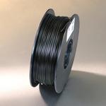 3D Printz 2.85mm Black PLA 3D Printer Filament, 3kg