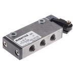 EMERSON – AVENTICS Roller 5/2 Pneumatic Manual Control Valve ST Series