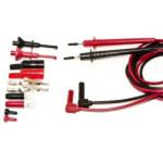 Mueller Electric Test Lead & Connector Kit With (2) BU-00207-, (2) BU-00225-, (2) BU-00230-, (2) BU-2241-D-48-, (2)