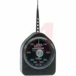 "ER - Dynamometer Tension Gauge, 1 1/2"" Dial Diameter, 5-50 Range in grams"