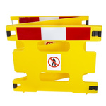 Addgards Safety Barrier, Extendable Barrier