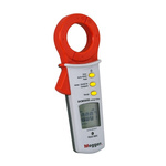 Megger DCM305E Leakage Clamp Meter, Max Current 100A ac CAT III 300 V With RS Calibration