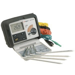 Megger Earth Tester Kit RS Calibration
