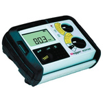 Megger RCDT320-FR RCD Tester, Loop Impedance Test Type 3 Wire, RCD Test Type DC, RCD Test Current 1000mA CAT III 300V