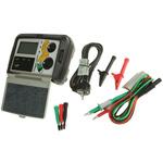 Megger LRCD220-FR Loop Impedance & RCD Combined Tester, Loop Impedance Test Type 2 Wire 500V, RCD Test Type AC