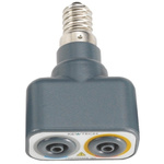 Kewtech Corporation Lightmate SES Adapter, For Use With Light Fitting