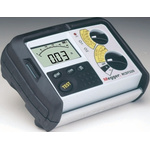 Megger RCDT310 RCD Tester, Loop Impedance Test Type 2 Wire, RCD Test Type AC Selective, DC Selective, RCD Test Current