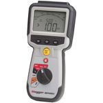 Megger MIT400 2, Insulation Tester, 1000V, 200GΩ, CAT IV RS Calibration