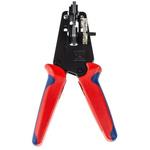 Knipex 195 mm Wire Stripper, 1.5mm → 6.0mm