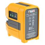 Fluke PLS 180G Laser Level, 525nm Laser wavelength