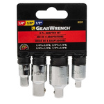 Gear Wrench 1/2 in, 1/4 in, 3/8 in Square Adapter Set