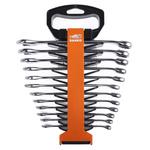 Bahco 12 Piece Vanadium Extra Steel Spanner Set