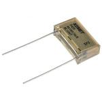 KEMET Paper Capacitor 100nF 275V ac ±20% Tolerance P409 Through Hole +85°C