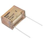 KEMET Paper Capacitor 470nF 275V ac ±20% Tolerance P409 Through Hole +85°C
