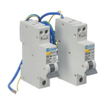 Europa RCBO - 1P, 10A Current Rating, EUB1RC Series