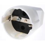 ABL Sursum German Mains Sockets Type F - German Schuko, 16A, Cable Mount, 250 V ac