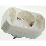 Kopp Europe to Europe Travel Adapter, Rated At 16A